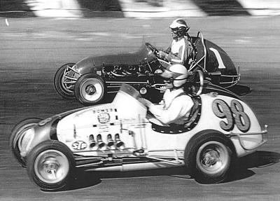 Mel kenyon midget photo